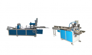 NB-Z200 Automatic Non-woven Handkerchief & Tissue Folding & Cutting Machine
