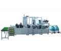 Automatic Multifunctional Non Woven Bag Machine
