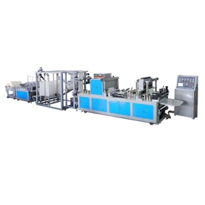 Three Dimensional Non Woven Bag Machine