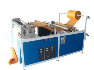 Ultrasonic Folding  Machine