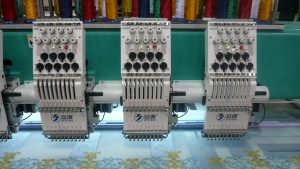 High Precision and High Speed Embroidery Machine Series