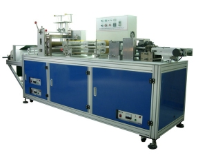 Ultrasonic Nonwoven Strip Cap Machine